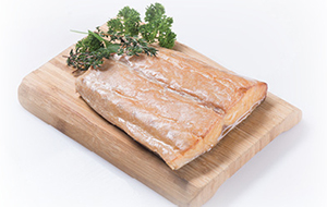 image of smoked white warehou fillet
